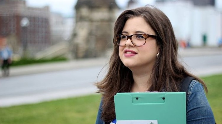 Check out A2J co-founder, Amy Kishek, featured in the Globe & Mail speaking to her 'dream crushing' law school debt.